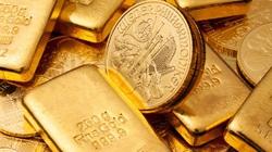 Giá vàng sụt giảm mạnh, mất gần 5% chỉ sau 1 đêm
