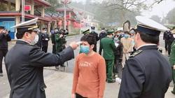 Lạng Sơn: Tiếp nhận 32 công dân Việt Nam xuất cảnh trái phép do Trung Quốc trao trả