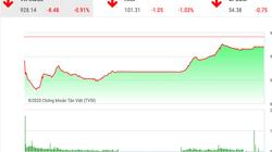 """Chứng khoán ngày 3/2: Cổ phiếu ngân hàng, y dược cứu thị trường khỏi cảnh """"tan nát"""""""