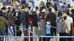 """Hà Nội """"cách ly"""" gần 1.000 người trở về từ Trung Quốc tại Chương Mỹ"""