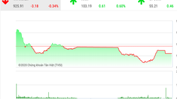 Chứng khoán ngày 5/2: Cổ phiếu ngành dược bị chốt lời