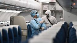Phát hiện khách nhiễm virus corona, Vietnam Airlines đã yêu cầu cách ly 2 tổ bay