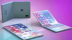Apple nộp bằng sáng chế iPhone màn hình gập