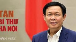 Ông Vương Đình Huệ làm Bí thư Hà Nội thay ông Hoàng Trung Hải