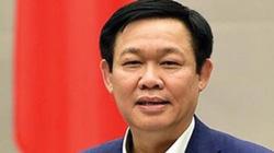 Phó thủ tướng Vương Đình Huệ là Tân Bí thư Thành ủy Hà Nội