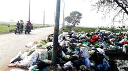 Làm báo cùng Dân Việt: Bãi rác 'khủng' ở ngoại thành Hà Nội