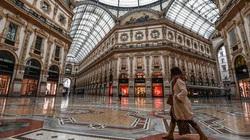 Nhiều thành phố ở Italy trở nên ảm đạm sau khi lệnh phong tỏa được ban hành