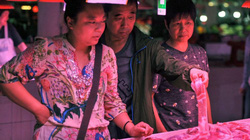 Trung Quốc bán đấu giá 20.000 tấn thịt heo đông lạnh