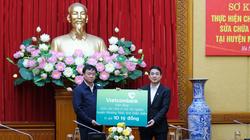 Vietcombank hỗ trợ 10 tỷ đồng xây dựng, sửa chữa nhà ở cho 200 hộ nghèo tại Mường Nhé, Điện Biên