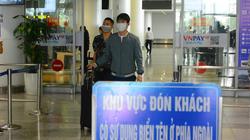 Khu cách ly Covid-19 quá tải: Dừng chở công dân từ nước ngoài về sân bay Nội Bài