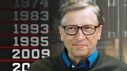 Rời Microsoft tỷ phú Bill Gates sẽ làm gì?