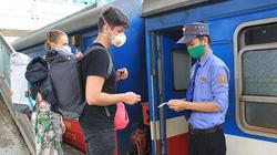 Dừng nhiều chuyến tàu từ Hà Nội đi các tỉnh do dịch virus corona