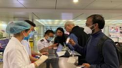 Lấy mẫu xét nghiệm 119 người liên quan đến bệnh nhân Covid-19 thứ 53