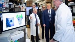 Mỹ bắt tay vào sản xuất vaccine chống virus corona