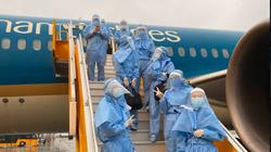 Cận cảnh 4 chuyến bay Vietnam Airlines từ châu Âu về nước khử trùng phòng dịch Covid-19