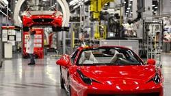 Đến lượt Ferrari đóng cửa nhà máy do dịch virus corona