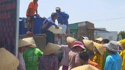 Làm báo cùng Dân Việt: Nhìn hạn mặn miền Tây, nhớ tiết kiệm giọt nước