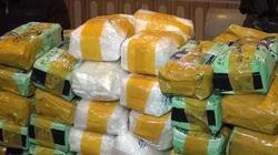 Lạng Sơn: Bắt vụ vận chuyển 246kg tinh thể nghi ma túy đá