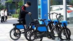 Hà Nội thí điểm xe đạp điện công cộng