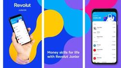 Revolut tung sản phẩm quản lý tiền dành cho trẻ em