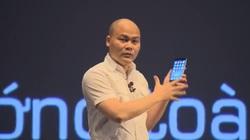 """CEO Nguyễn Tử Quảng """"đánh cược"""" với Bphone 4"""