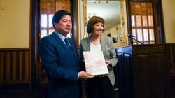 California sẵn sàng giúp đỡ Việt Nam về biến đổi khí hậu