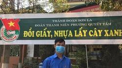 """Nông thôn mới Sơn La: """"Đổi giấy, nhựa lấy cây xanh"""" – Hành động nhỏ, lợi ích to"""