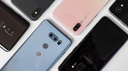 Doanh số smartphone toàn cầu sụt giảm gần 40%