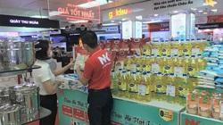 Siêu thị điện máy Nguyễn Kim bán cả nhu yếu phẩm trong mùa dịch virus corona