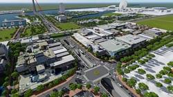 Đà Nẵng khởi công nút giao thông 3 tầng hơn 723 tỷ