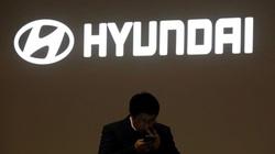 Doanh số của Hyundai tụt xuống mức thấp nhất trong thập kỷ