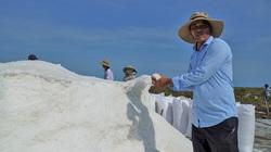 Diêm dân không vui dù trúng mùa muối