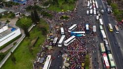 Công ty Pouyuen 70.000 người dừng sản xuất hai ngày