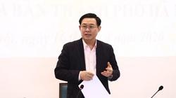 Bí thư Hà Nội: TP đặt mục tiêu tăng trưởng kinh tế gấp 1/3 lần cả nước
