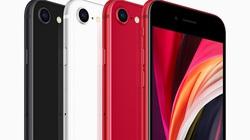 Apple chính thức ra mắt iPhone SE 2020 giá rẻ
