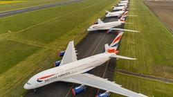 Hơn 16.000 máy bay trên toàn thế giới không được sử dụng do ảnh hưởng của dịch Covid-19