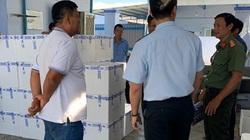 Ninh Thuận: Phạt 2 công ty sản xuất giống tôm 70 triệu đồng