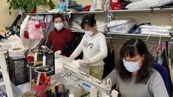 Covid-19: Người Việt ở Đức may khẩu trang tặng bệnh viện