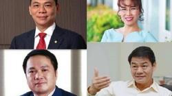 Bốn người Việt lọt danh sách tỷ phú Forbes