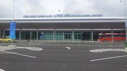 Cục Hàng không thống nhất chủ trương xây thêm đường lăn sân bay Phú Bài