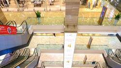 Trung tâm thương mại tại TP.HCM vắng vẻ khi được mở cửa trở lại