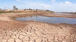 Cảnh báo: Hồ trữ nước ngọt lớn nhất miền Tây sắp...hết nước