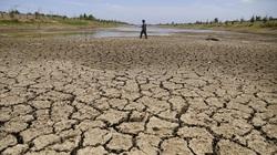 Hồ trữ nước ngọt lớn nhất miền Tây cạn khô