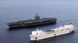 Bên trong 2 tàu bệnh viện hiện đại nhất của Mỹ có gì?