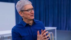 Apple đang sản xuất tấm chắn mặt cho nhân viên y tế