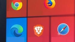 Microsoft Edge vượt Firefox trở thành trình duyệt web phổ biến thứ hai thế giới