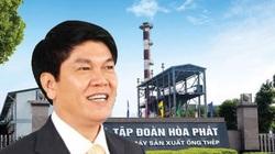 Nợ vay vượt 41.300 tỷ đồng, Hòa Phát của ông Trần Đình Long đưa lời giải thích
