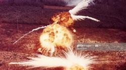 Cảnh tượng hủy diệt khủng khiếp của bom Mỹ ở Việt Nam