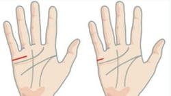 Muốn biết hôn nhân của phụ nữ nhìn đúng 1 đường chỉ tay