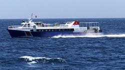 Quảng Ngãi: Giá nhiên liệu giảm kỷ lục nhưng vé tàu khách Lý Sơn vẫn...trên trời